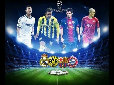 Kings Of The Europe Messi CRonaldo Robben MGotze