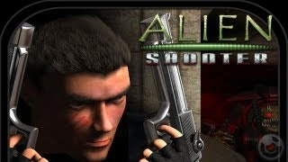 Alien Shooter The Beginning - iPhone, iPod & iPad Gameplay Video