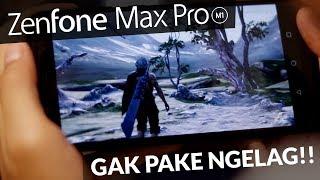 Test Gaming ASUS Zenfone Max Pro M1, TERBAIK saat ini! - PUBG, Mobile Legends, Dragon Nest, ++