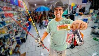 PRESENTE $2.000 REAIS EM ARTIGOS DE PESCA PARA MEU PAI