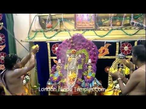 Vettai Thiruvizha(Hunting Festival) @ New Malden Murugan Temple Surrey,UK 31-08-2012