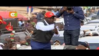 Rais Uhuru: Kumkosoa Maraga si kuwachukia wakisii