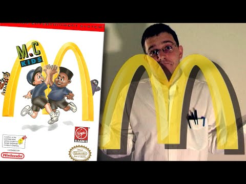 McKids - Angry Video Game Nerd - Episode 7
