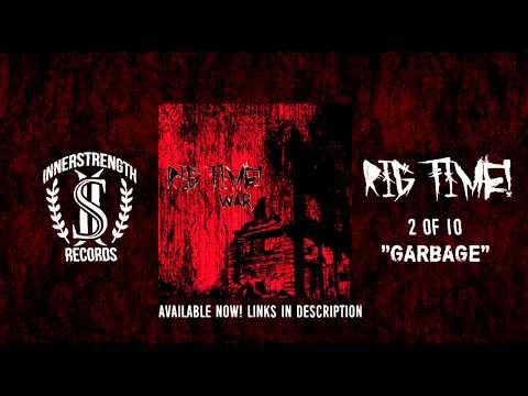 """RIG TIME! """"WAR"""" Full Album Stream (Innerstrength Records)"""