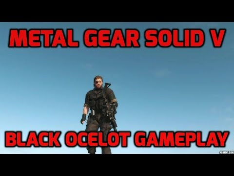 FOB Fashion 13 - Black Ocelot l Metal Gear Solid V : The Phantom Pain |