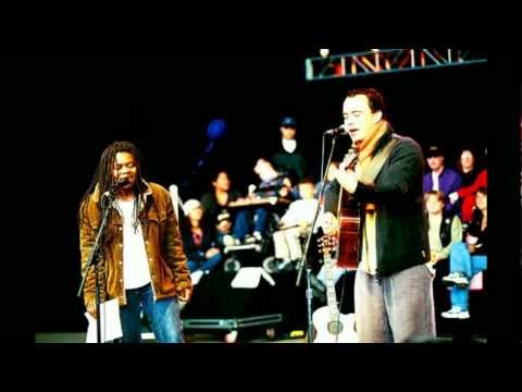 Tracy Chapman & Dave Matthews - The Maker (live Mountain View)