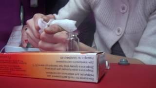 приготовление мощной 3-х минутной анестезии для микроблейдинга часть 1