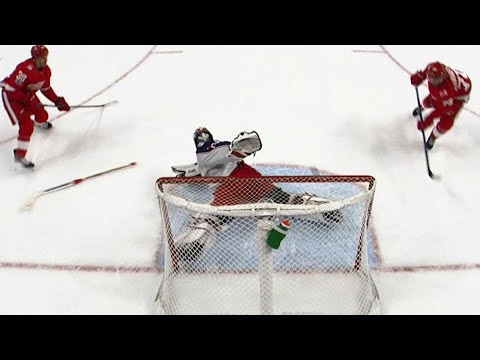 Gotta See It: Bobrovsky saves Blue Jackets with unreal skate save in OT