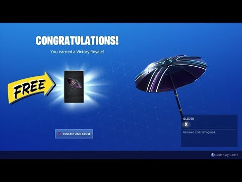 How To Get Season X Umbrella WITHOUT PLAYING! (Free Wins Glitch)
