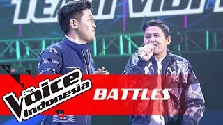 Kevin vs Niel - I Want It That Way (Backstreet Boys) | Battles | The Voice Indonesia GTV 2018