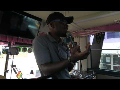 Welcome to Accra - Tour Guide Sarfo Intro - Ghana Nov 2018 Tour
