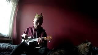 Die Antwoord - Strunk ukulele cover