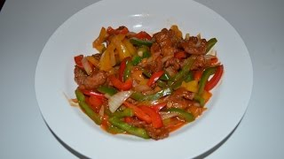 Sweet And Sour Pork - My Special Recipe/easy Recipe