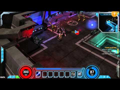 Marvel Heroes MMORPG Gameplay First Look