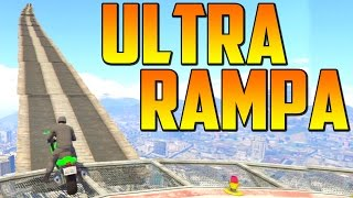 sper mega ultra hper rampa increble gameplay gta 5 online funny moments