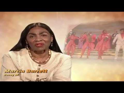Marcia Barrett BONEY M Ein Kessel Buntes (Complete Interview)