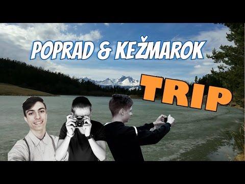 TRIP  🚗 - Poprad & Kežmarok w./ Gamo a Štancel | Miško