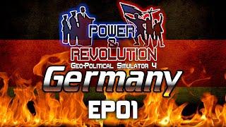 power and Revolution: Geopolitical Simulator 4 обзор и прохождение на русском: Eestimaa - Часть 1