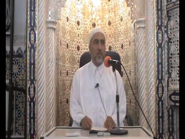 دروس رمضانية - دروس عامة في نهاية رمضان - 2016/07/04