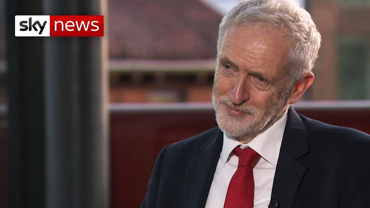 In full: Corbyn on resignations, bullying inside Labour and plans for Brexit