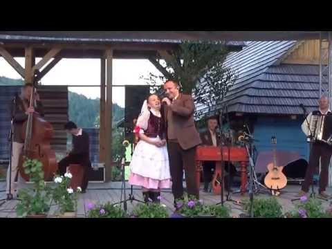 Kandráčovci a Petra Benediktyová - Koho ľúbim (koncert v Rejdovej)