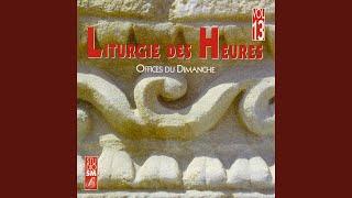 Matin (Laudes) - Prélude instrumental