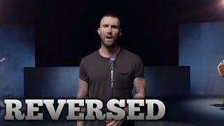 "Maroon 5 ft. Cardi B ""Girls Like You"" REVERSED!"