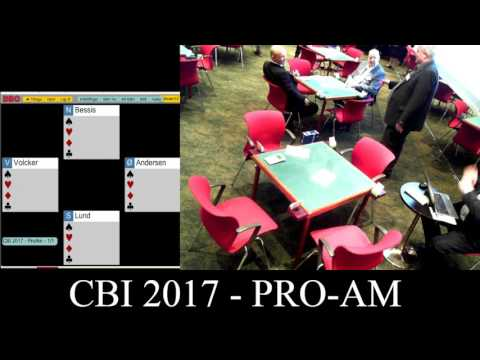 CBI 2017 - ProAm