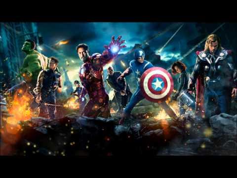 Filmscore Fantastic Presents: The Avengers The Suite