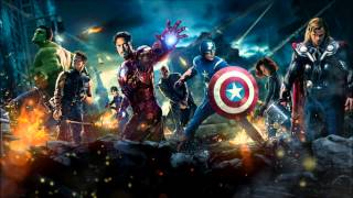 Filmscore Fantastic Presents: The Avengers The Suite