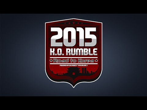 FIFA Online 3 : 2015 K.O. Rumble [ Group Stages Day 3 ]