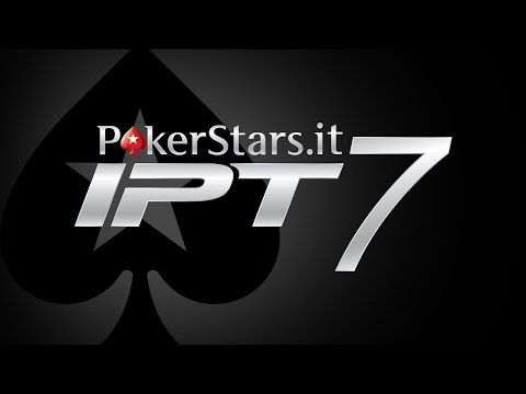 2015 IPT 7 Nova Gorica – Main Event, tavolo finale – PokerStars.it