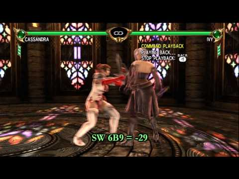 Cassandra VS. Ivy Punishment Video