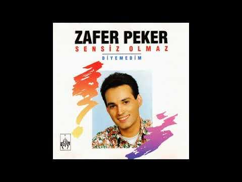 Zafer Peker - Diyemedim (1992)