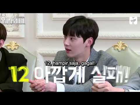 Wanna One _Wanna City Ep01 Sub Indonesia 360p