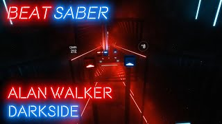 [Beat Saber] Alan Walker - Darkside (Expert)