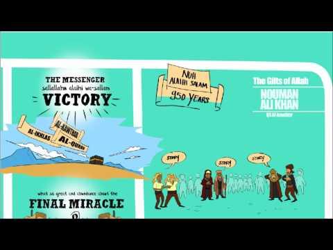 The Final Miracle ᴴᴰ | illustrated | Nouman Ali Khan