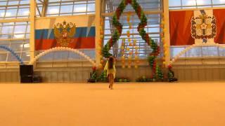Выступление Евгении Канаевой(Олимпийская чемпионка Евгения Канаева выступила на открытии нового ЦЕнтра художественной гимнастики..., 2011-12-29T06:13:34.000Z)