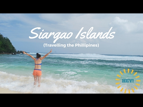 HOW TO TRAVEL TO SIARGAO ISLAND (PHILIPPINES) | TRAVEL VLOG