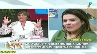 Programa A Tarde é Sua com Sonia Abrão 30/10/2015