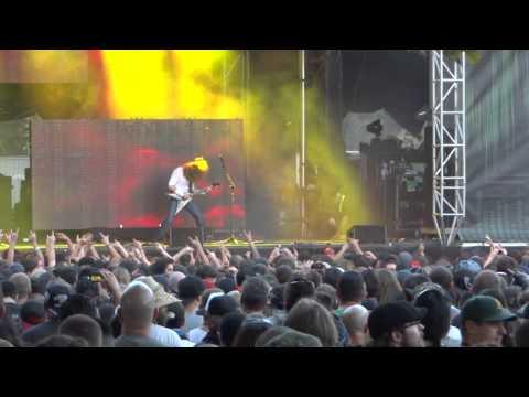 Megadeth (song name plz?) Aftershock festival 2013