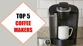 Top 5 Best Coffee Makers 2018 | Best Coffee Maker Review By Jumpy Express