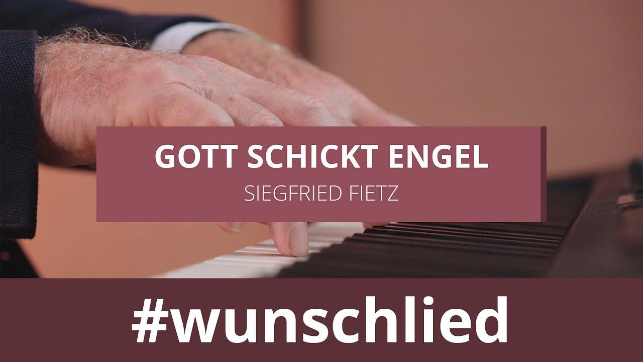 Siegfried Fietz singt 'Gott schickt Engel' #wunschlied
