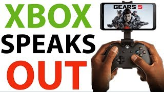 Xbox FINALLY Speaks Out | Project XCloud Exclusives Coming? | Xbox Project Scarlett News | Xbox News