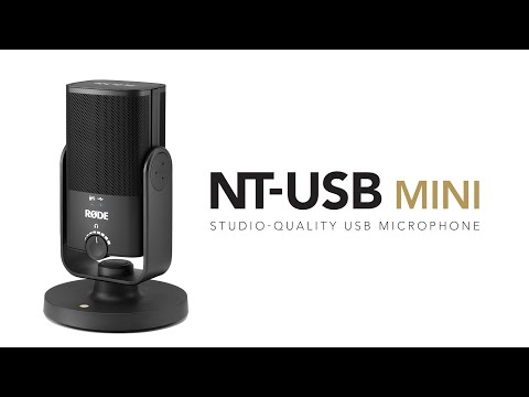 Features and Specifications of the NT-USB Mini