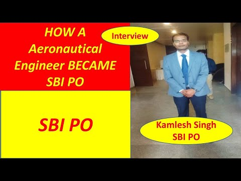 SBI PO Exam Best strategy  From Selected Student