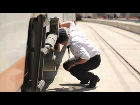 """Les Visages de l'ONCF """"Conducteur de Train"""""""