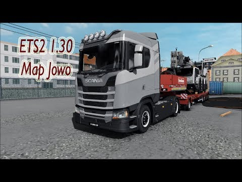 ETS2 1.30 | Map Jowo V7.2 | Download & Install