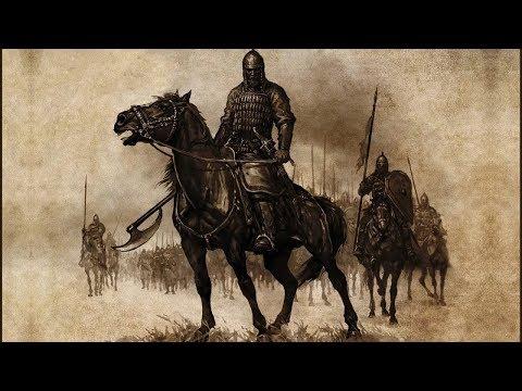 Исторический фарш в Mount Blade Warband :)