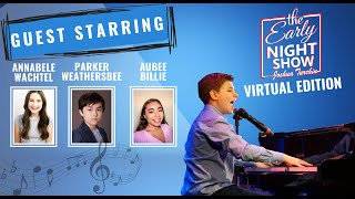 S4 Ep8 Annabelle Wachtel sings, Parker Weathersbee performs, and Aubee Billie goes On With The Show